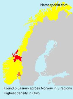 Jasmin - Norway
