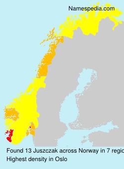 Juszczak - Norway