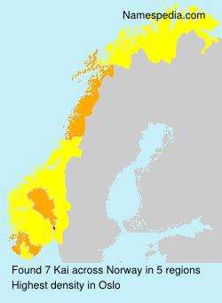 Kai - Norway