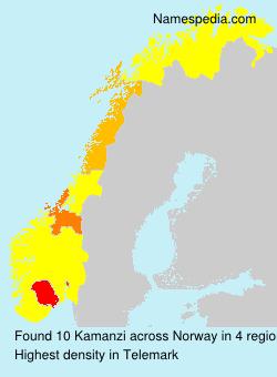Kamanzi - Norway