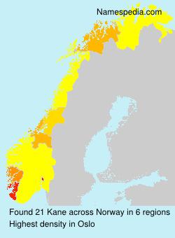 Kane - Norway