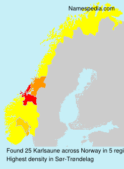 Karlsaune