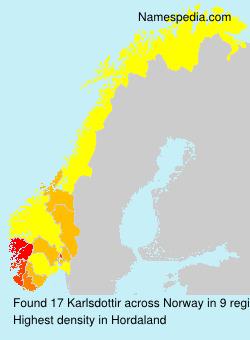 Karlsdottir
