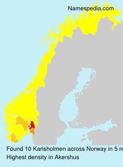 Karlsholmen