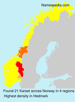 Karset