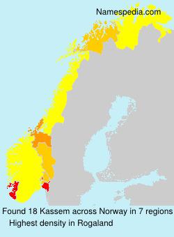 Kassem - Norway