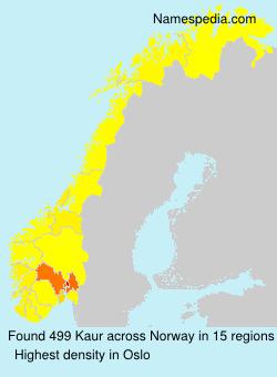 Kaur - Norway