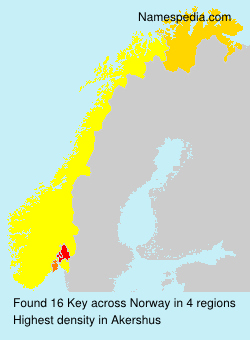 Key - Norway
