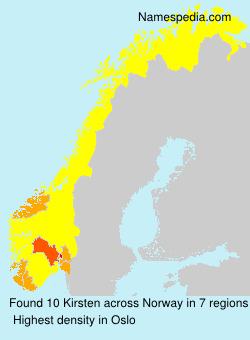 Kirsten - Norway