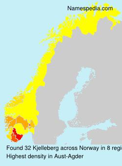 Kjelleberg