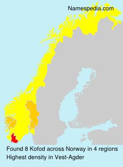Kofod - Norway