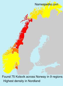 Kolsvik
