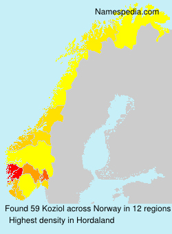 Koziol - Norway