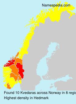 Kvedaras - Norway