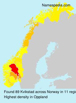 Kvikstad
