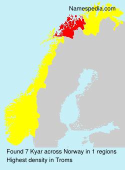 Kyar - Norway