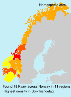 Kyaw - Norway