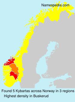 Kybartas - Norway