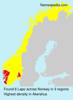 Lapo - Norway