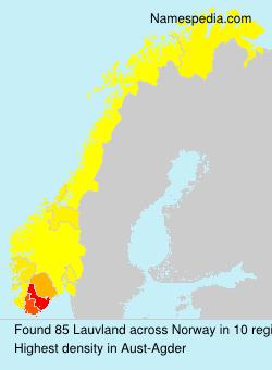 Lauvland