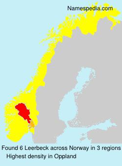 Leerbeck - Norway