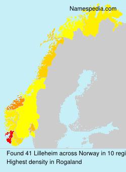 Lilleheim - Norway