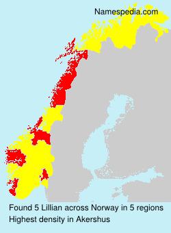 Lillian - Norway