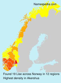 Lise - Norway
