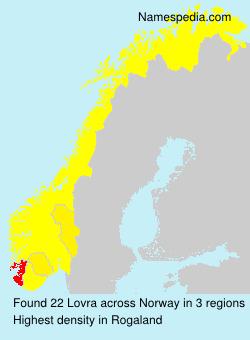 Lovra - Norway