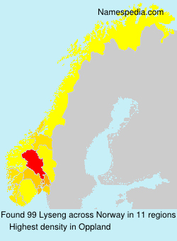 Lyseng - Norway