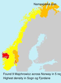 Majchrowicz - Norway