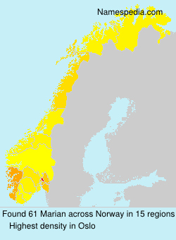 Marian - Norway