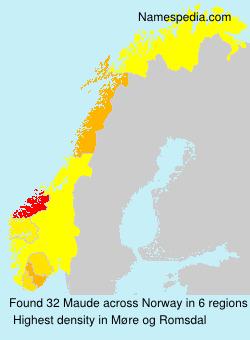 Maude - Norway