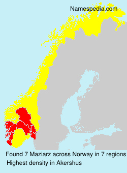 Maziarz - Norway
