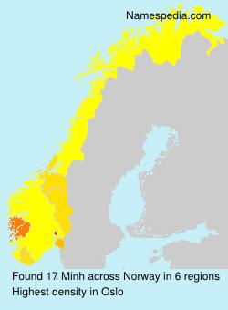 Minh - Norway