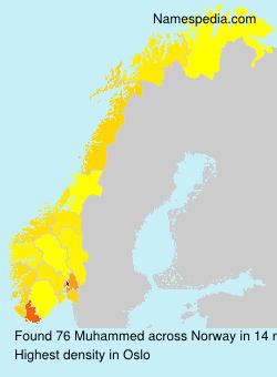 Muhammed - Norway