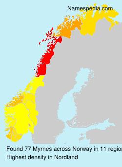 Myrnes - Norway