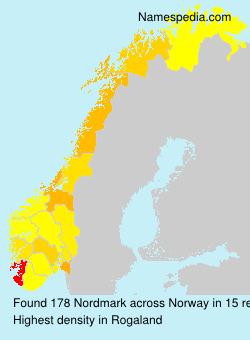 Nordmark - Norway