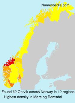 Ohrvik