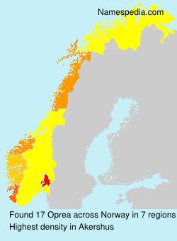 Oprea - Norway