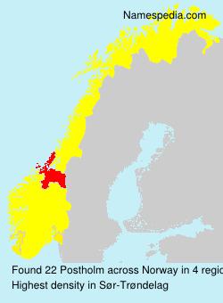 Postholm