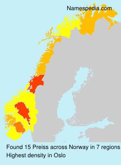 Preiss - Norway
