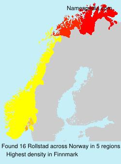 Rollstad - Norway