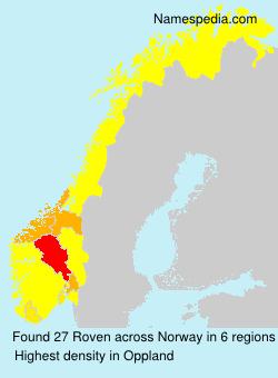 Roven - Norway