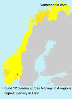 Samba - Norway