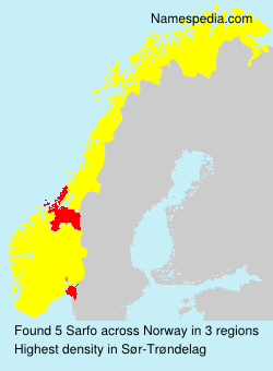 Sarfo - Norway