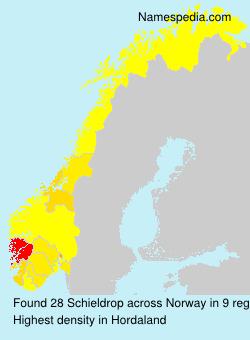 Schieldrop - Norway