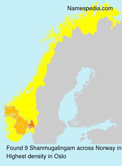 Shanmugalingam - Norway