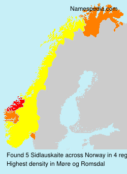 Sidlauskaite - Norway