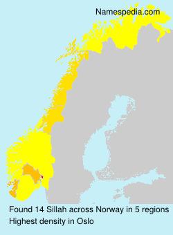 Sillah - Norway